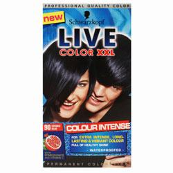 Schwarzkopf Live Color XXL Cosmic Blue