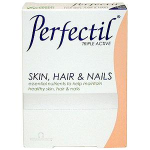 Perfectil Skin Hair & Nails Capsules from Vitabiotics