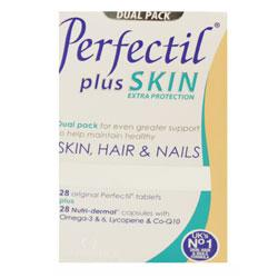 Vitabiotics Perfectil Skin Tablets Plus