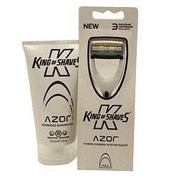 King Of Shaves Azor Club Pack