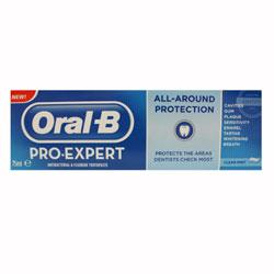 Oral B Pro Expert Clean Mint All Around Protection Toothpaste