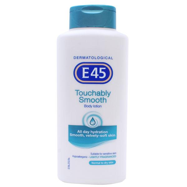 E45 Touchably Smooth Body Lotion (Normal to Dry Skin)