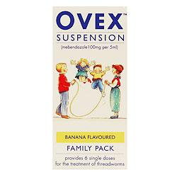 Ovex Suspension Banana Flavour