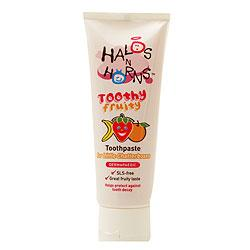 Halos N Horns Toothy Fruity Toothpaste