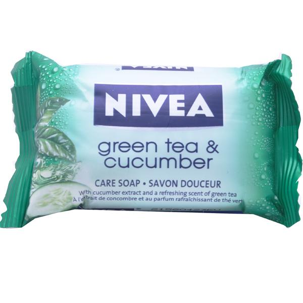 Nivea Green Tea & Cucumber Soap