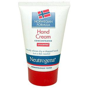 Neutrogena Hand Cream Unscented