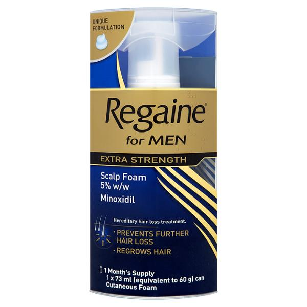 Regaine Foam Extra Strength For Men