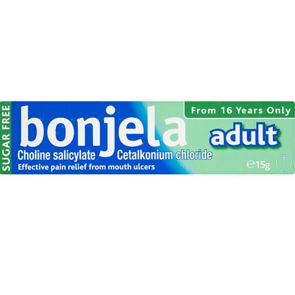 Bonjela Oral Pain-Relieving Gel