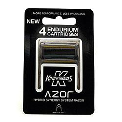King of Shaves Azor Endurium Cartridges