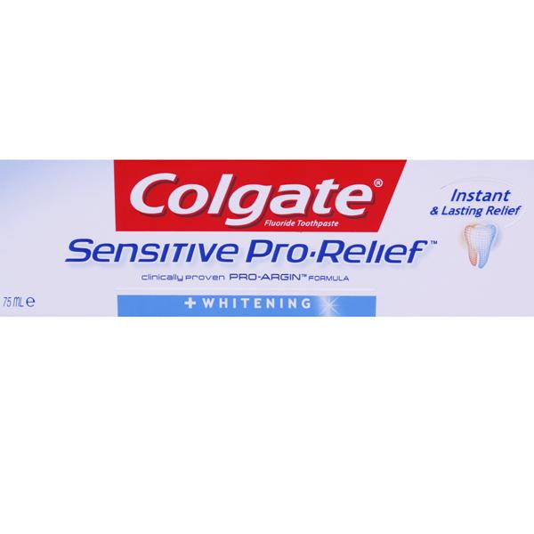 Colgate Sensitive Pro Relief Whitening Toothpaste