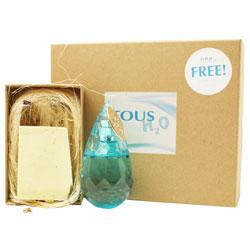 Tous H2O EDT Plus Free Natural Leaf Juice Soap Gift Set