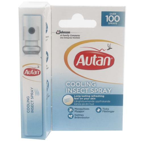 Autan Soothing Insect Spray