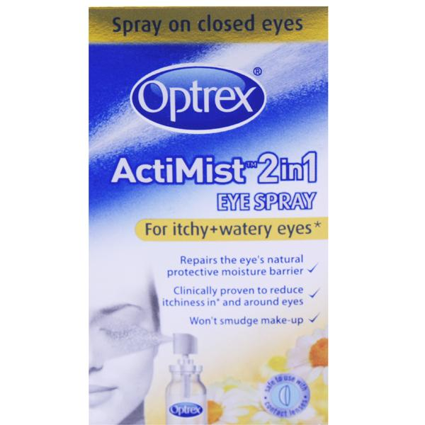 Optrex ActiMist Itchy Watery Eyes