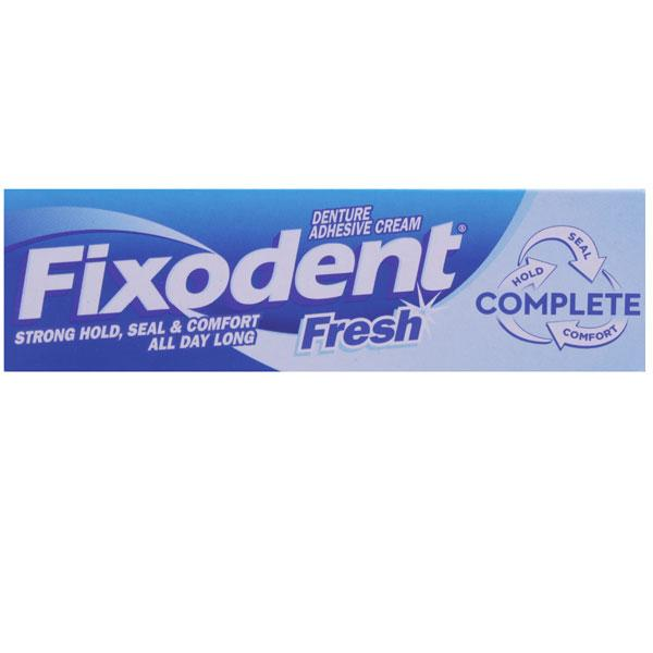 Fixodent Fresh Complete Denture Adhesive