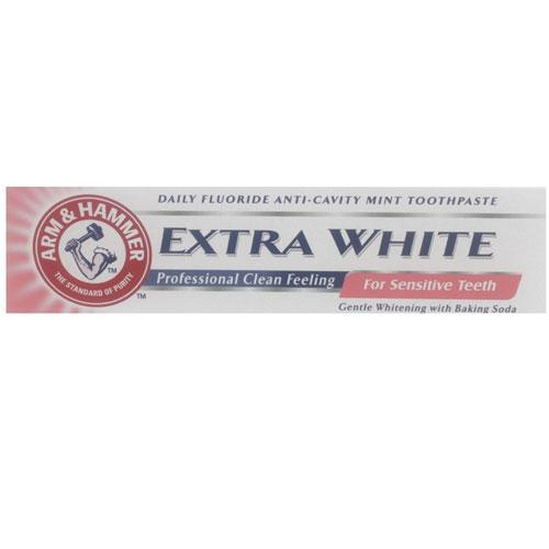Arm & Hammer Extra White For Sensitive Teeth