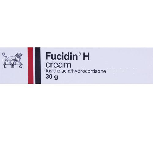 Fucidin H Cream | Prescription Eczema Treatment Online