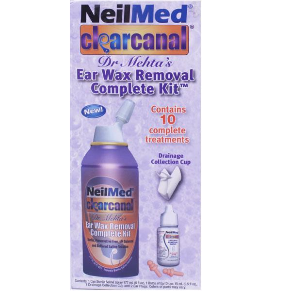 NeilMed Clearcanal Ear Wax Remover