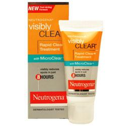 Neutrogena Visibly Clear Rapid Clear Treatment