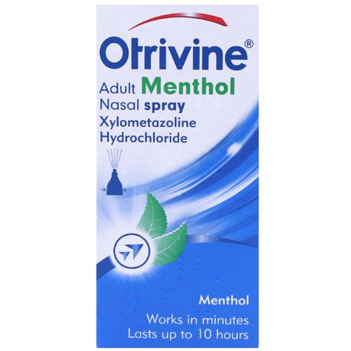 4 way menthol nasal spray