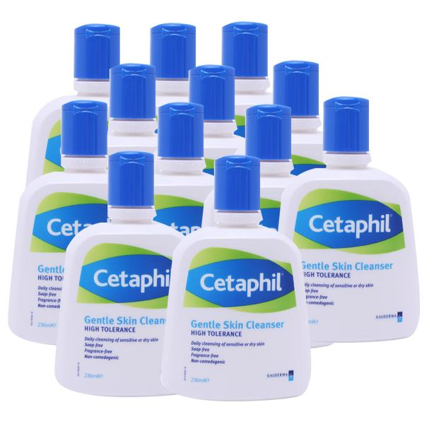 Cetaphil Gentle Skin Cleanser (12 Bottles)