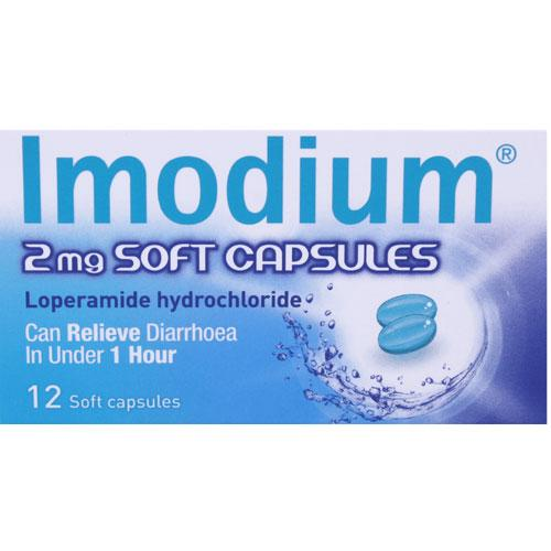 Imodium 2mg Soft Capsules