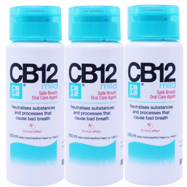 CB12 Mild Mint Triple Pack