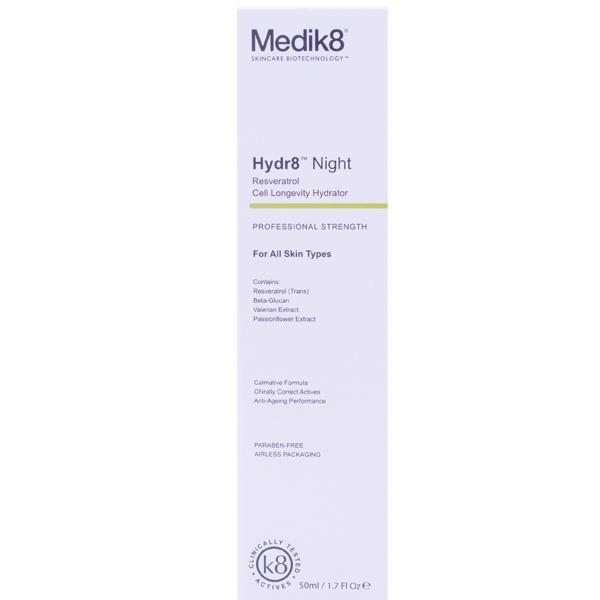 Medik8 Night Cell Longevity Hydrator