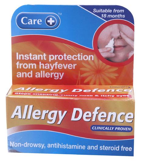 Allergy Defence (Care)