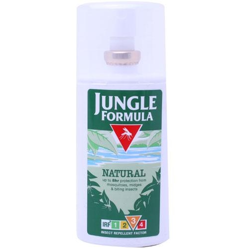 Jungle Formula Natural Pump Spray