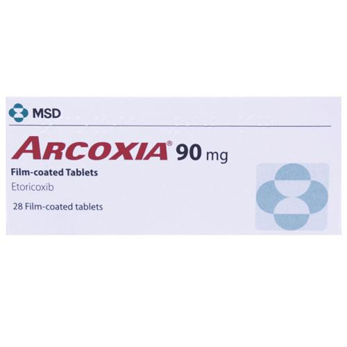 Arcoxia (Etoricoxib) 90mg Tablets