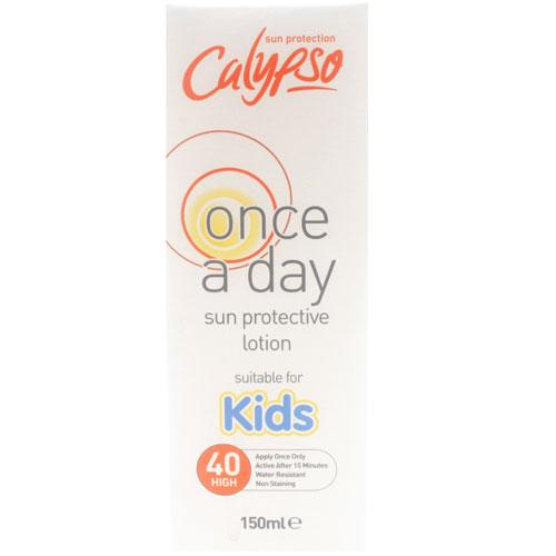 Calypso Once A Day Sun Protection  40 High
