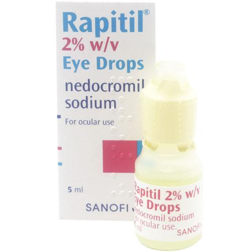 Rapitil Eye Drops