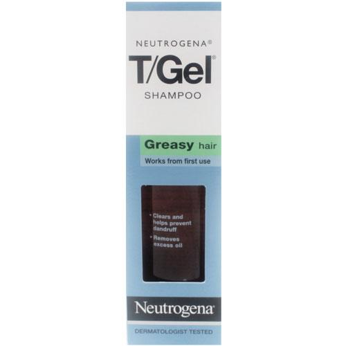 T Gel Shampoo Anti Dandruff - Greasy