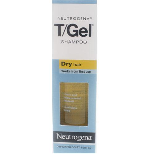 T Gel Shampoo Anti Dandruff - Dry Hair