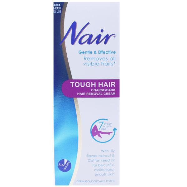 Nair Hair Removal Cream Coarse Dark Hair