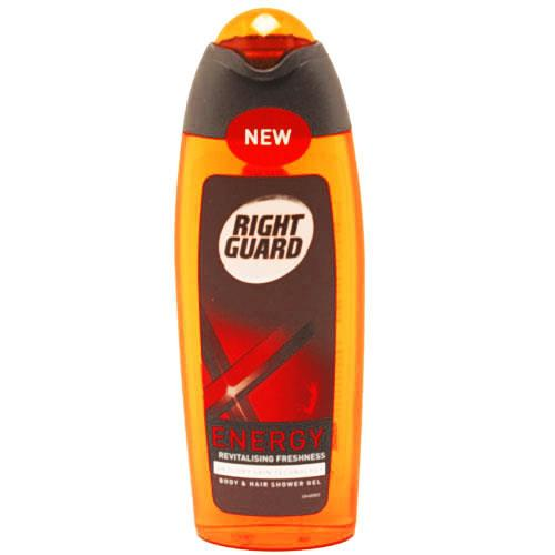 Right Guard Energy Shower Gel