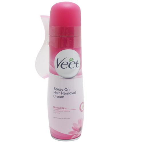 Veet Spray On Hair Removal Cream Normal Skin