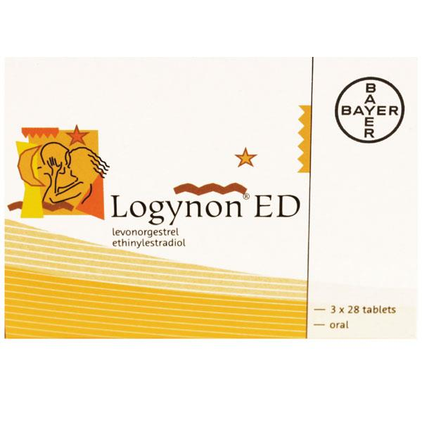 Logynon ED Coated Tablets
