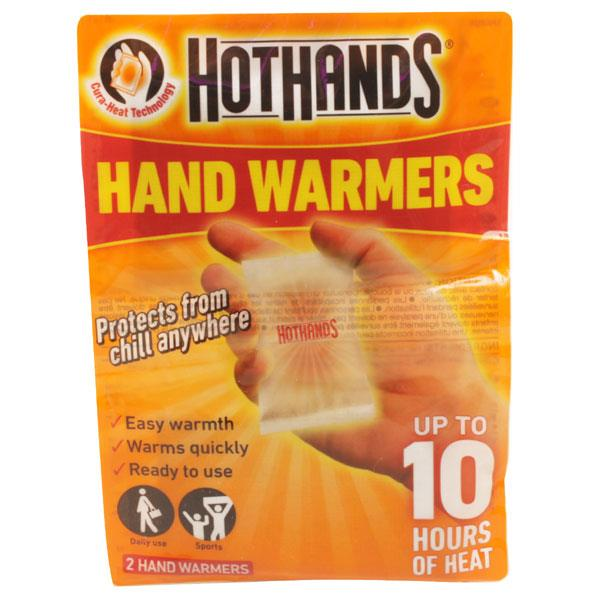 HotHands 2 Pair Hand Warmers