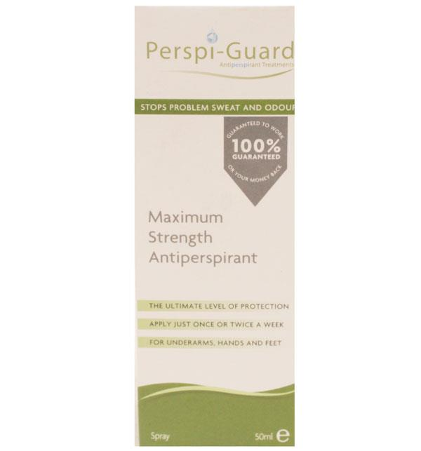 Perspi-Guard Maximum Strength Antiperspirant