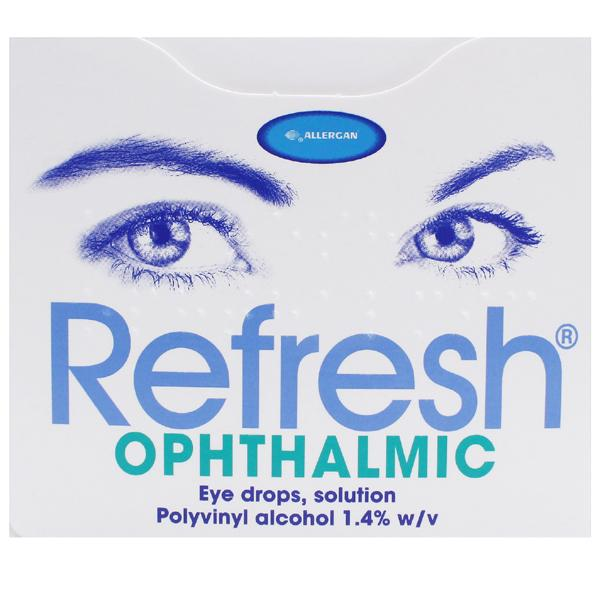 Refresh Ophthalmic Solution 0.4ml