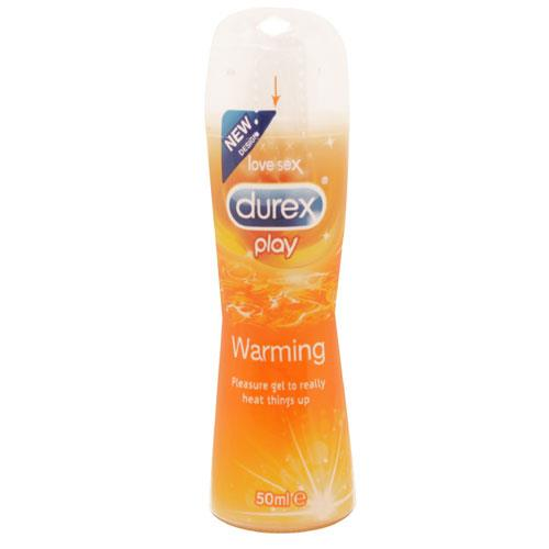 Durex Play Warming Pleasure Gel