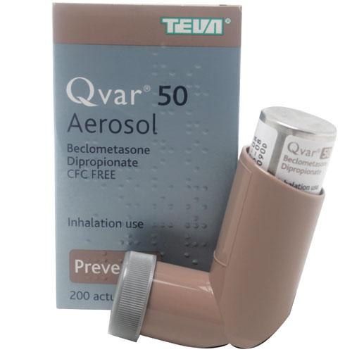 Qvar Aerosol Inhalation