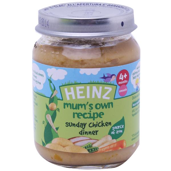Heinz Sunday Chicken Dinner Mums Own Recipe