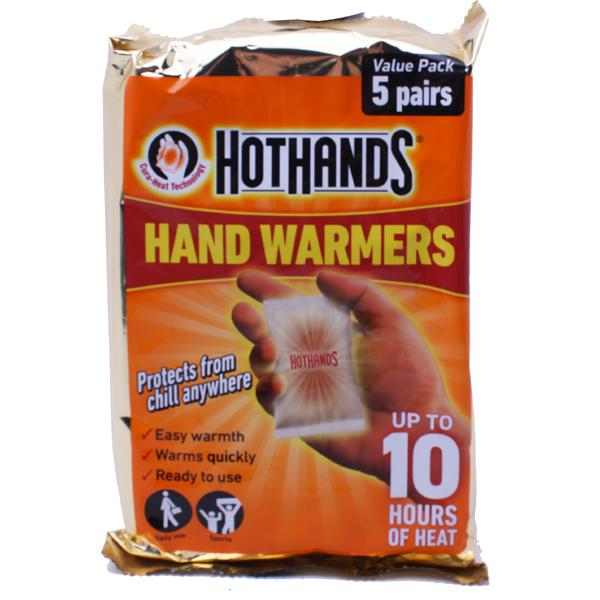 Hothands 5 Pairs Hand Warmers