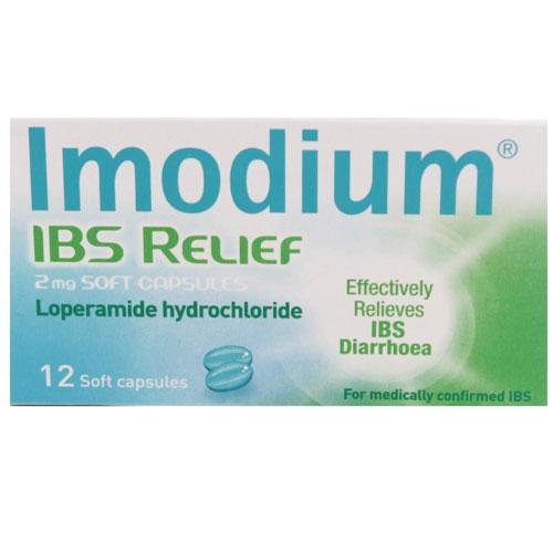 Imodium IBS Relief 12 Capsules