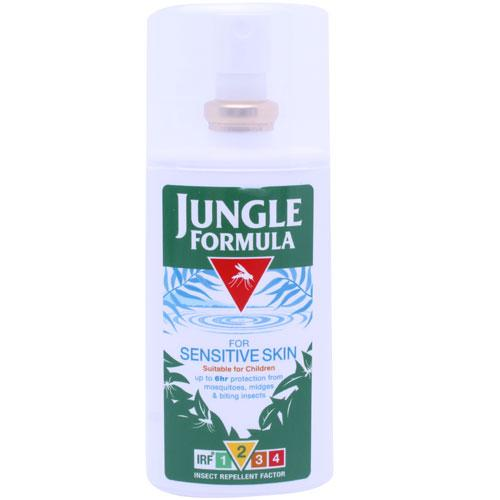 Jungle Formula Sensitive Pump Spray