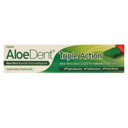 AloeDent Triple Action Toothpaste