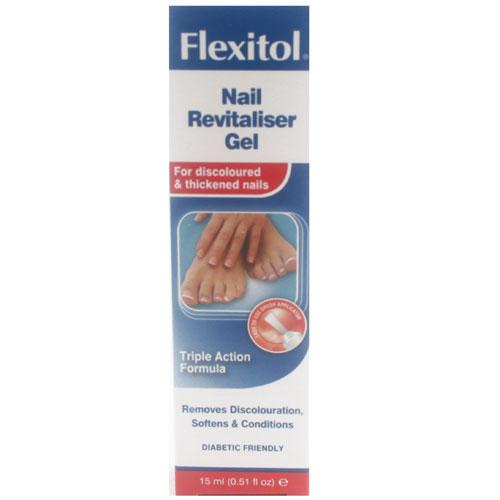 Flexitol Nail Revitaliser Gel