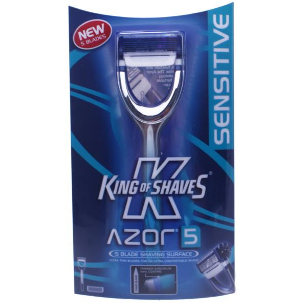 King Of Shaves Azor 5 Razor